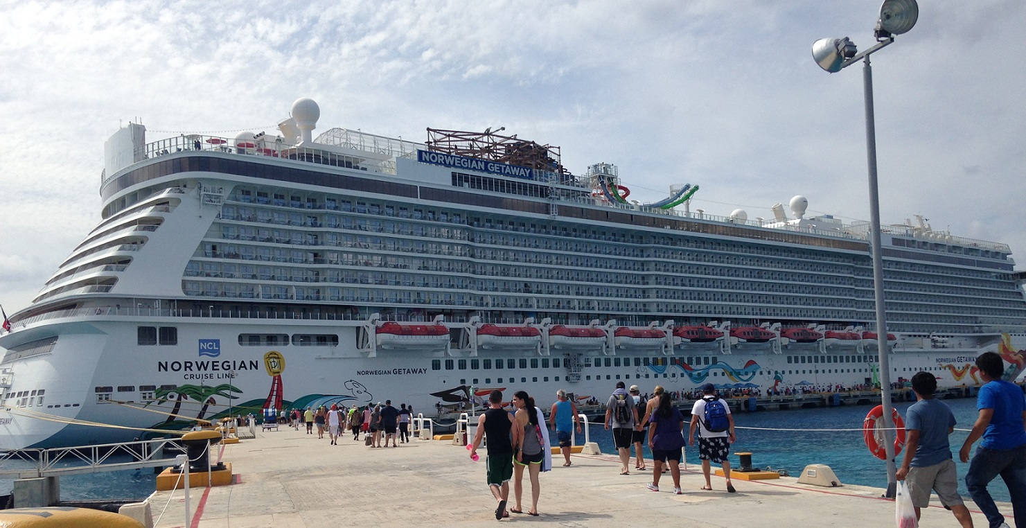 My norwegian getaway experience the cruise professional for Ncl getaway